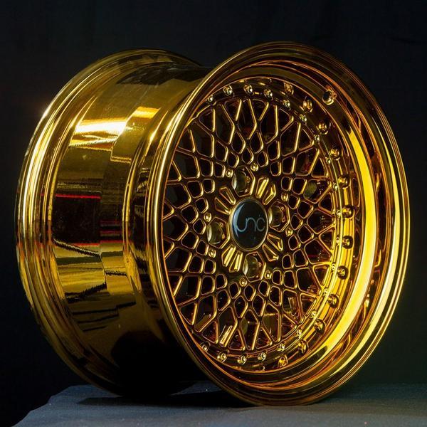 JNC045 Gold Platinum