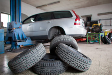When to replace tires